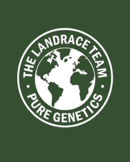 the landrace team logo